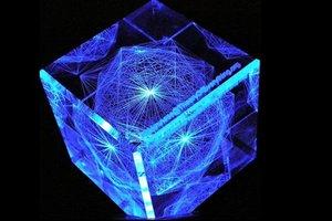 Ученые создали новую форму материи – кристаллы времени