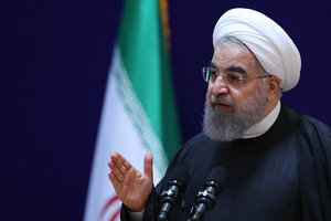 "Президент Ирана раскритиковал ""стену Трампа"""