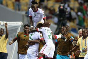 Сборная Буркина-Фасо вышла в полуфинал Кубка Африки