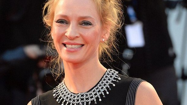 Uma Thurman.  Foto: instagram.com/ithurman