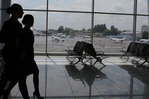 В аэропорту Санкт-Петербурга обнаружили мину
