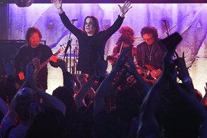 Умер клавишник группы Black Sabbath