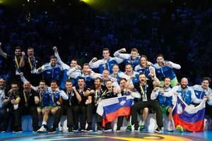 """Сборная Словении выиграла """"бронзу"""" чемпионата мира по гандболу"""