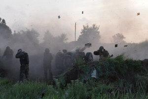 Тяжелораненых в авдеевской промзоне нет, бойцы находятся в военных госпиталях