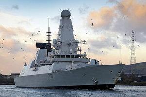 Британия впервые после холодной войны отправит эсминец в Черное море