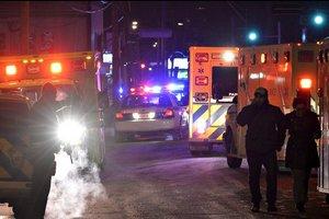 Посетителей мечети в Канаде обстреляли во время молитвы