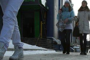 В Киеве сегодня ожидается гололедица и до 9 градусов мороза