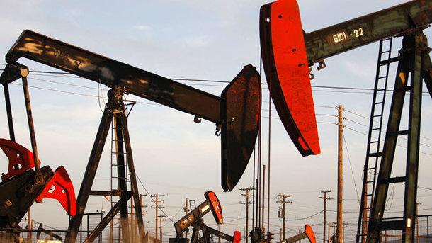 Нефть марки Brent стабилизировалась наотметке $56 забаррель