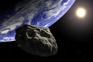 К Земле максимально приблизился астероид