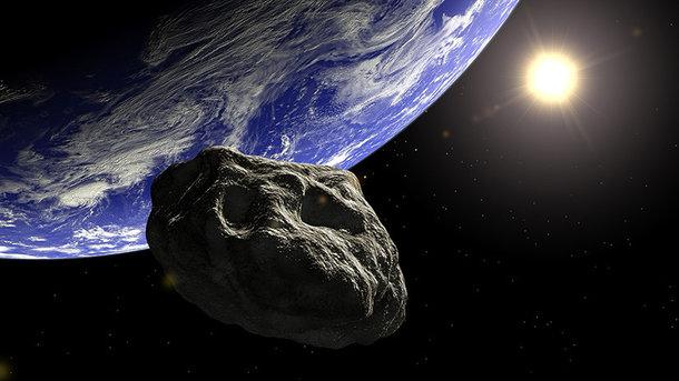 С мин. наминуту мимо Земли пронесется крупный астероид