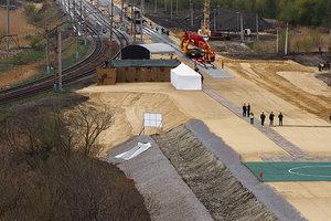 В России назвали пропускную способность железной дороги в обход Украины