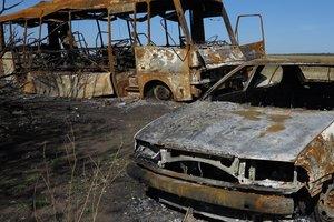 Украинские военные под Донецком нанесли боевикам серьезный урон