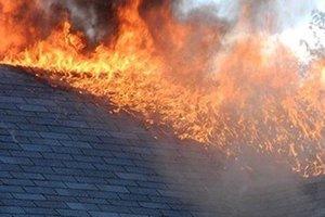 Во Львовской области в огне погиб мужчина