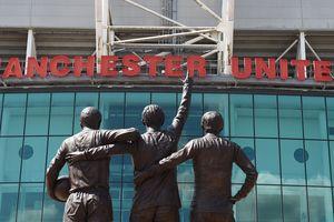 "На стадионе ""Манчестер Юнайтед"" произошел пожар"