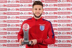 """Игрок """"Ливерпуля"""" признан лучшим игроком сборной Англии 2016 года"""