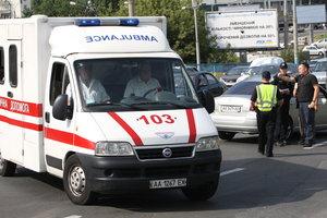 В Киеве при загадочных обстоятельствах погиб полуторагодовалый мальчик