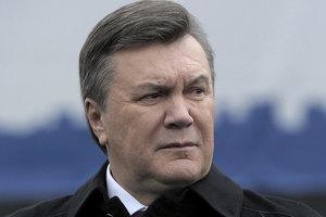 Янукович заявляет, что готов сотрудничать с украинским следствием