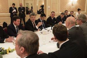 Порошенко пригласил немецкие компании активнее инвестировать в Украину