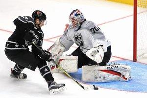 Команда Столичного дивизиона выиграла Матч звезд НХЛ