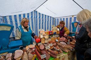 Ярмарки в Киеве: где на этой неделе будут продаваться недорогие продукты