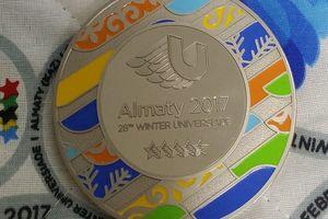 Украинцы завоевали две медали на зимней Универсиаде
