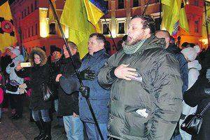В Одессе прошло шествие в память о Героях Крут