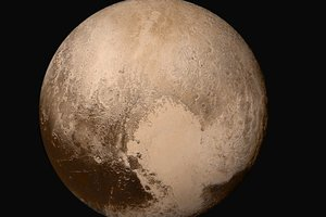 Ученые объяснили происхождение региона Ктулху на Плутоне