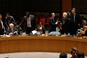 Украина будет настаивать на экстренном заседании Совбеза ООН по Авдеевке - МИД