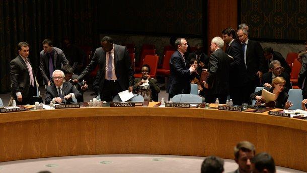Совбез ООН выпустил объявление поситуации вДонбассе