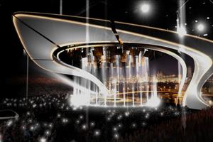 Как будет выглядеть сцена Евровидения в Киеве