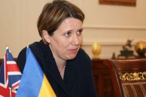 Посол Великобритании в Украине озвучила позицию по Авдеевке
