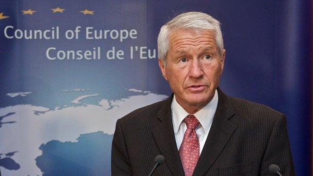 Совет Европы обеспокоен гуманитарной ситуацией наюге Донбасса