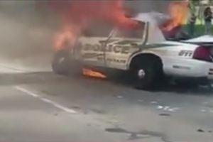 Бейсболист попал в смертельное ДТП с полицейской машиной