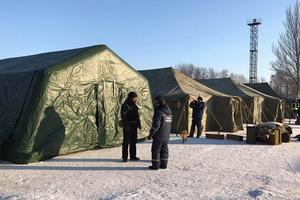 Спасатели продолжают помогать жителям Авдеевки