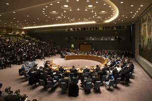 Совбез ООН рассмотрит на закрытом заседании ситуацию в Авдеевке