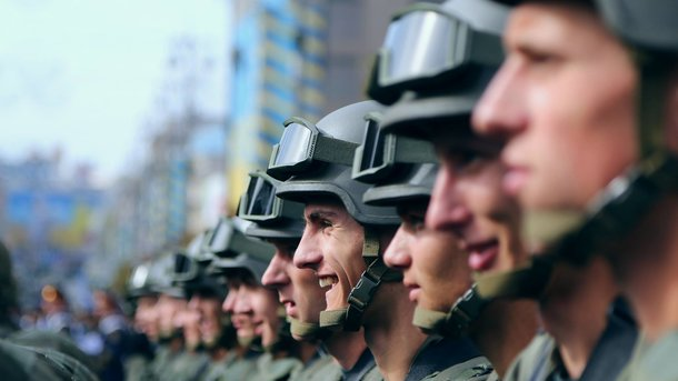 Вгосударстве Украина одобрили концепцию развития Нацгвардии
