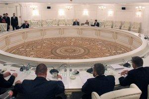 Контактная группа призвала к полному прекращению огня на Донбассе - Олифер