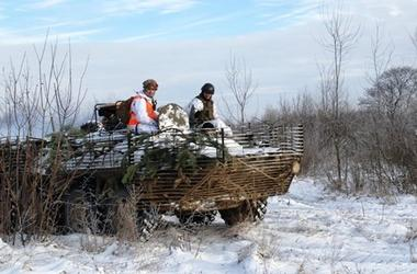 В Штабе военных отчитались о ситуации на Донбассе: два бойца ВСУ погибли, шестеро ранены