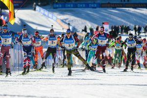 Норвежский биатлонист не будет рад увидеть на старте отбывшего дисквалификацию за допинг россиянина
