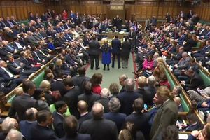 Британский парламент поддержал законопроект о Brexit во втором чтении