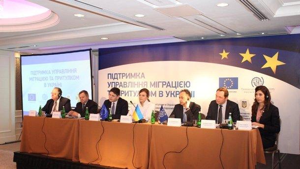 Мингарелли: ЕСвыделит Украине 27млневро науправление миграционными процессами