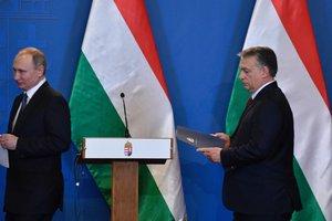Орбан на встрече с Путиным сделал заявление по Донбассу