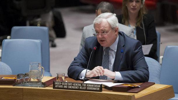 Впредставительстве ООН сообщили оготовности помогать эвакуированным жителям Авдеевки