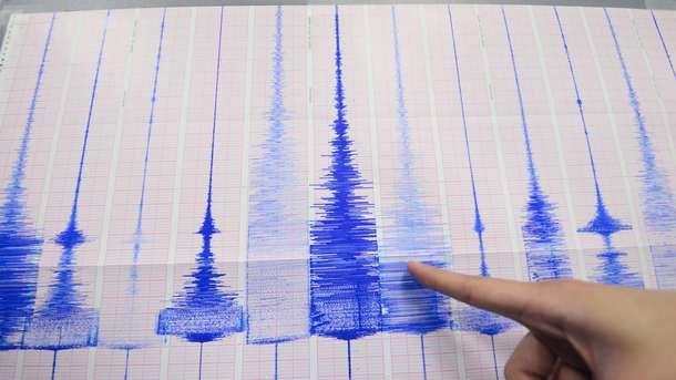 Уграницы Чили иАргентины прошло землетрясение силой в5,4 баллов