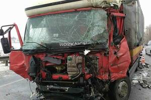 Под Киевом произошло смертельное ДТП на обледеневшей дороге