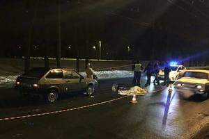 В Харькове женщина погибла под колесами ВАЗа