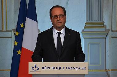 Олланд выступил с резкой критикой в адрес Трампа