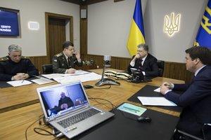 Порошенко прямо обвинил Россию в обострении на Донбассе