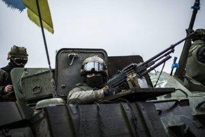 Украинские танки не участвуют в боях - военные
