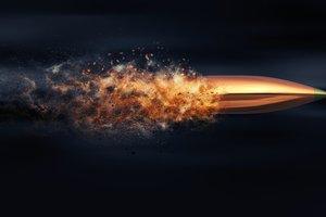 Интересный эксперимент: что будет, если выстрелить, двигаясь со скоростью пули